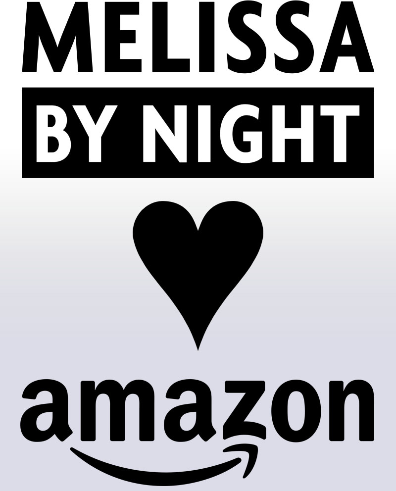 Melissa By Night on Amazon