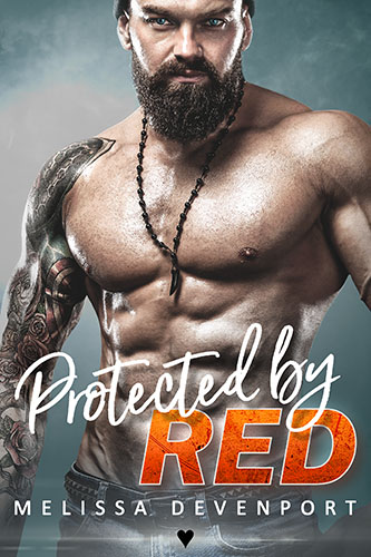 Protected By Red by Melissa Devenport