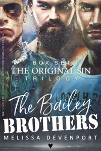 The Bailey Brothers Box Set – OUT NOW!