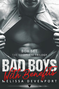 Bad Boys With Benefits is #1 Best Seller on Amazon