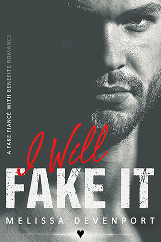 I Will Fake It – OUT NOW!